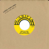 The School Boys - Guilty Of Love / O Tell Me (Carifta / Dub Store) 7""